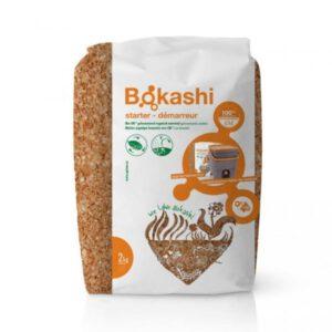Bokashi starter - Keukenafval fermenteren tot mest
