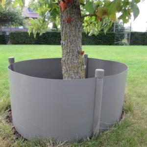 Stedelijk groen bomen bio watergeefrand gietrand
